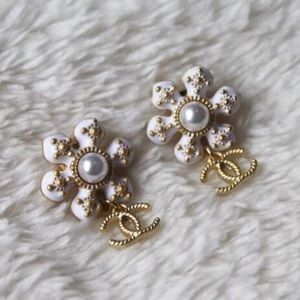 Authentic Chanel Vintage Earrings Gently Used